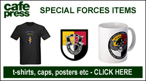 special forces merchandise